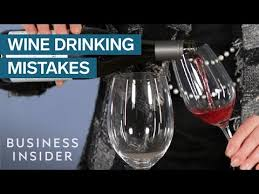 How to <b>drink wine</b> - YouTube