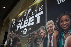 AEW ALL <b>ELITE</b> FLEET ON TNT | – <b>Danger</b>.Live | Live Event <b>Printing</b> –