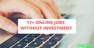 Easiest Online Jobs 17 Online Jobs Without Investment That Pay Daily Rs 2000