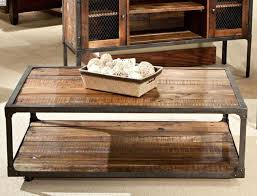 diy industrial furniture. Furniture Diy Industrial. Wood And Metal Coffee Table Shocking Lovely Industrial Image For
