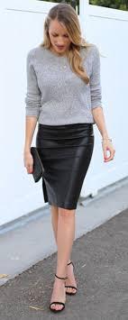 Best 25+ Pencil skirt casual ideas on Pinterest | High waisted ...