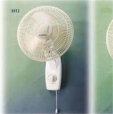 lasko s 12 oscillating wall mount fan