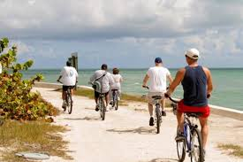 key biscayne a journey by cycle