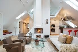 Modern Loft Apartment in Sweden