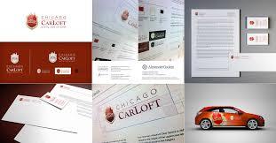 Chicago Car Loft corporate identity by Osokin on DeviantArt