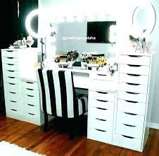 lighting for vanity makeup table. Makeup Desk With Lights Vanity Lighted Mirror Table Lighting For I