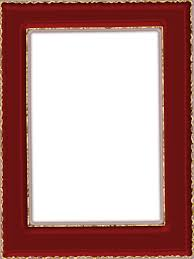 Red Photo Frames Transparent Red And Gold Png Frame Gallery Yopriceville High
