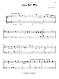 For interactive music score click here. The Piano Guys All Of Me Sheet Music Pdf Notes Chords Pop Score Easy Piano Download Printable Sku 254215