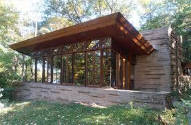 Frank Lloyd Wright's Wisconsin Cottage