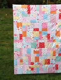 2009 Quilts for Pinterest part 1 Yellow brick road quilt | Yellow ... & Milk Sugar Flower Top // Yellow Brick Road Quilt Pattern #ilovepennyrose  #milksugarflower # Adamdwight.com