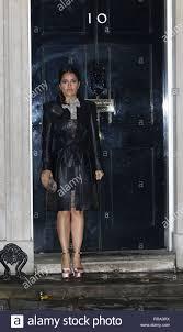 Salma Designer Abaya House London Alternative Fashion Week Stock Photos Alternative Fashion