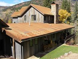 corrugated metal roofing photo