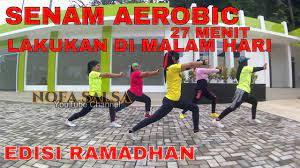 Musik senam aerobik rhythm full impact. Senam Aerobik Yang Mudah Tapi Gobyos Musik Rhythm Youtube