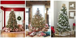 office christmas tree themes