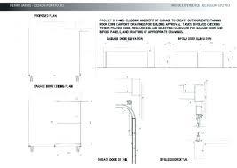 horizontal garage door plans hardware bifold doors hor