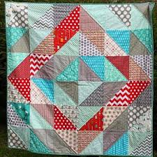 How to Quilt: 30+ Diamond Quilt Patterns | FaveQuilts.com & Diamonds Are Forever Quilt Adamdwight.com
