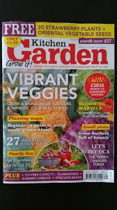 Kitchen Gardener Magazine 5 Magazines Worth Reading Fast Five On Friday Fast Blog
