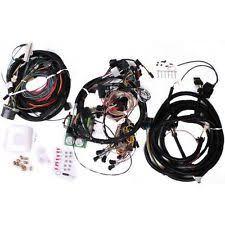 jeep cj7 ignition wires omix chassis wire harness new jeep cj7 cj5 willys scrambler 17203 02