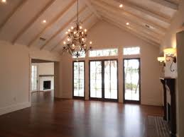 recessed lighting cathedral ceiling with board treatment beams and 3 on 4288x3216 light 4288x3216px