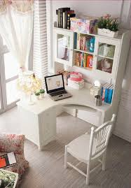 Image Furniture Ideas Littlecornerdeskwithalotofspaceforstoragehomeofficedecor Pinterest 41 Sophisticated Ways To Style Your Home Office Design Decor