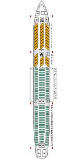 A330 300 Air Canada Seat Maps Reviews Seatplans Com