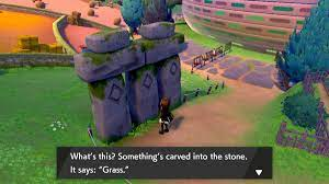 Pokémon Sword and Shield guide: How to solve the Turffield Stones riddle -  Polygon