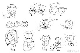 保育で使えるイラストおたよりのタネが35個 保育や子育てが