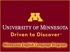 University Of Minnesota Umn Applyesl Com English School Information