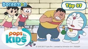 Tuyển Tập Hoạt Hình Doraemon Tiếng Việt Tập 97 - Doraemon Sợ Bánh Rán, Anh  Thích Em Lắm Đó - Hôm
