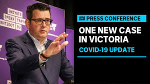 Melbourne's five million residents will be barred from leaving home for six weeks, except for essential reasons. Victoria Reports One New Coronavirus Cases And No Deaths Abc News Youtube