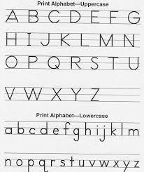 Free Handwriting Worksheets For The Alphabet Kindergarten D ...