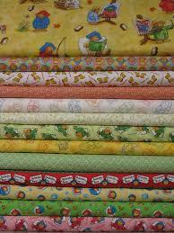 Paddington Bear Fabric BTY yard 36x44 Upick teddy quilt baby ... & Paddington Bear Fabric BTY yard 36x44 Upick teddy children quilt baby  pastel #QuiltingTreasures Adamdwight.com