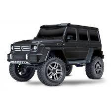 <b>Радиоуправляемый</b> краулер <b>TRAXXAS TRX</b>-<b>4</b> Mercedes G 500 ...