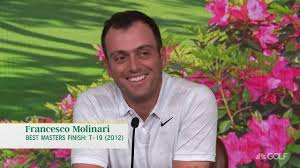arnold palmer invitational videos molinari not intimidated by power players at masters