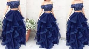 Crop Top Design Pattern New Style Beautiful Crop Top Lehenga Design Ideas Latest Lehenga Pattern Ideas For Wedding Season