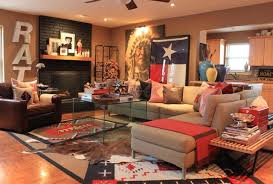 southwest living room furniture. Inspiration For A Southwestern Living Room Remodel In Dallas With Standard Fireplace And Brick Southwest Furniture W