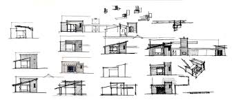 Interesting Architecture Design Sketches Process Sketching Throughout Inspiration