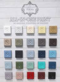 All In One Chalk Style Paint