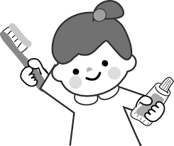 歯磨きはみがきのイラスト 無料イラストフリー素材