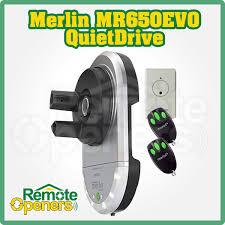 merlin mr650evo chamberlain garage roller door opener motor rolling automatic