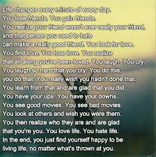 Long Quotes About Life Adorable Very Long Quotes About Life On QuotesTopics