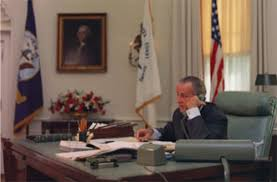nixon oval office. Nixon On Phone. Photo Of Roosevelt In Oval Office. President Bush. Jules_cambon_signs_treaty_of_paris_1899 Office S