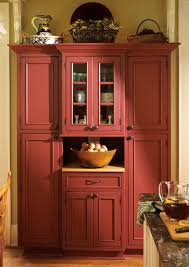 Kitchen Armoire Cabinets