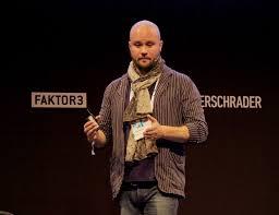 NEXT16: Blockchain will build Web 3.0, says Jamie Burke | NEXT Conference