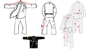 Venum Elite Gi Size Chart The Definitive Guide To The Bjj Gi Size Chart Attack The Back