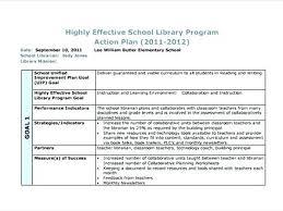 Improvement Plans Templates Action Plan Template For Teachers