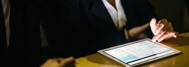 intuitive board portal directors desk