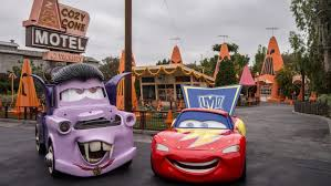 from september 15 to october 31 cars land at disney s california adventure will receive a y and spirited makeover