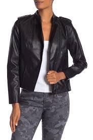 joe fresh women jf black faux leather jacket wf8j115681 nhygfuu