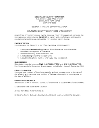 Proof Of Residency Letter Template Pdf Unique Letter Proof Residence